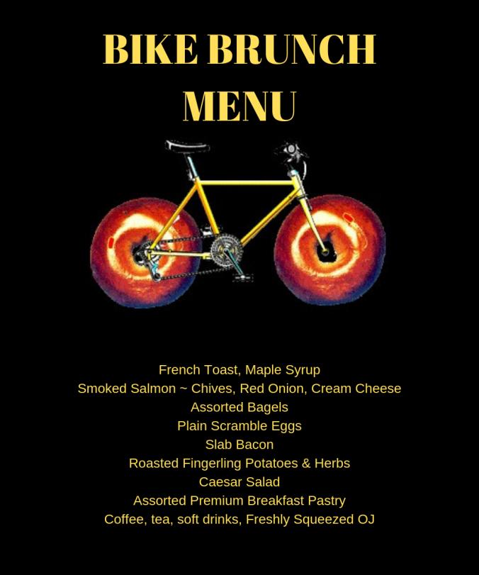 bike brunch menu
